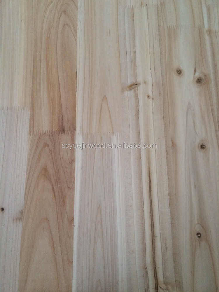 hot sales finger jointed board timber from China manufacturor supplier