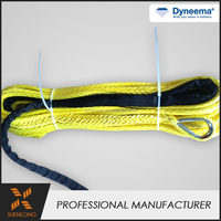 China maufacturer Advance Technology high strength Professional paraglider winch rope