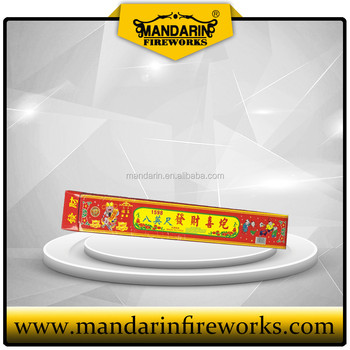 High quality Chinese red firecrackers for celebration, Chinese firecrackers bomb, red celebration firecrackers