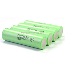 wholesale original samsung rechargeable li-ion battery cell samsung sdi 18650 1500mAh 3.7V Samsung INR18650 15L