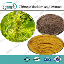 Natural herb extract Chinese Dodder Seed Extract / Semen Cuscutae extract 10:1 20:1
