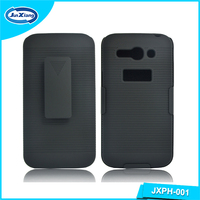 Shell holster combo plastic hard cover case for Alcatel one touch pop c9