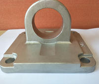 Customized stainless steel investment casting parts by silica sol casting
