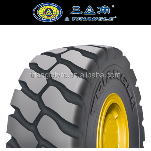 WHEEL LOADER TYRE 26.5R25 TRIANGLE BRAND L-5 TL538S+