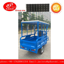 clean energy no pollution 60V 900W 1000W Three Wheeler Chopper Trike