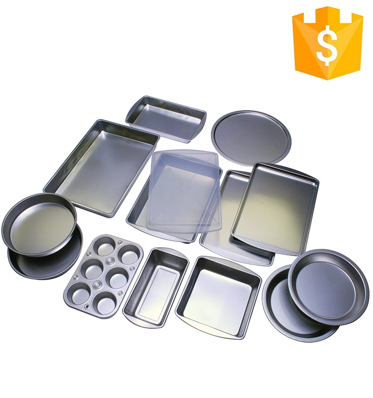 New design bakeware pans Round Pizza Pan Carbon Steel Pizza Tray Pizza Pan