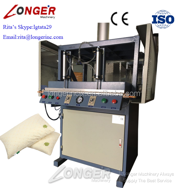 Industrial Vacuum Pillow Packaging Machine/Pillow Compressing Sealing Machine