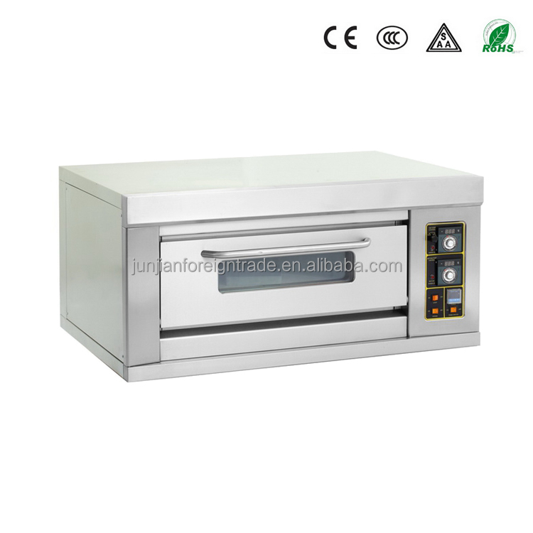 Kitchen appliance catering equipment single deck commercial baking bread gas oven (G13B)