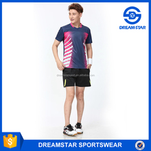Hot Selling Jersey Designs For Badminton High Quality