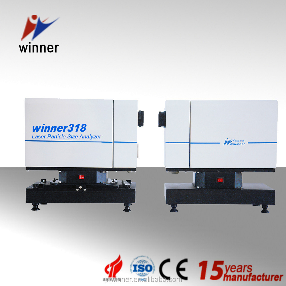 Winner319A laser diffraction Fire droplet Particle size Analysis Instrument