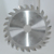 industrial quality 75Cr1 material TCT conical scoring saw blade for wood cutting