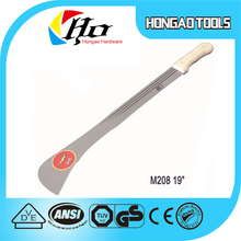 Topping Knife/ Sugercane Machete/ Cutlass /Free Sample hand tools