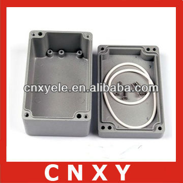 waterproof aluminum enclosure box IP66