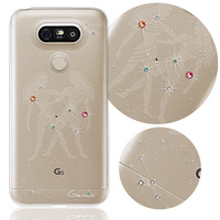 For LG G5 and other models Gemin Crystal drop resistance phone case