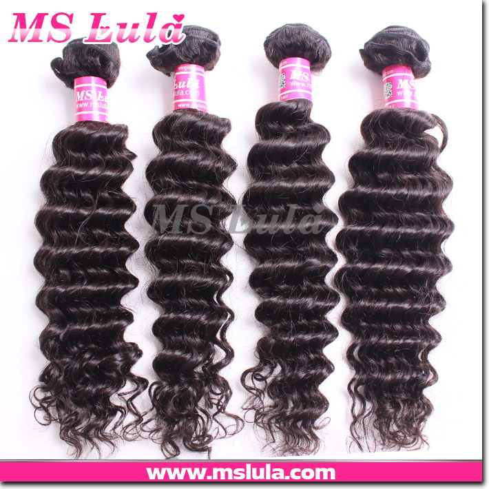 Wholesale popular 100% remy human hair brazilian virgin human hair bundles