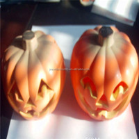 new design large plastic halloween pumpkin for Halloween
