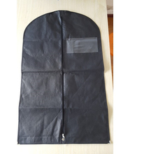 Custom Zipper Non woven Deluxe Wholesale Quilted Garment Bags For Suits