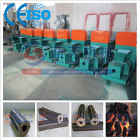 Multi-function hydraulic sawdust briquette press machine