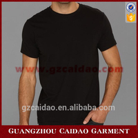 Mens Plain 100% Cotton T Shirt Manufacturing Company in China