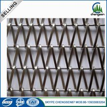 Copper punching fireproof wire mesh