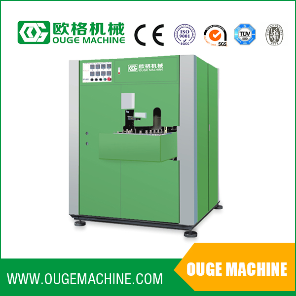 OGO1000 Stretch Blow Moulding Blow Moulding Type and PET Plastic Processed big jar water bottle blowing machine