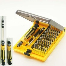 45 in 1 multi Portable Opening hand Tool Screwdriver Kit Set,ideal repair set for computer,mobile phone