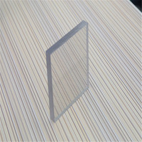 very good quality and cheap price solid clear polycarbonate roof panel