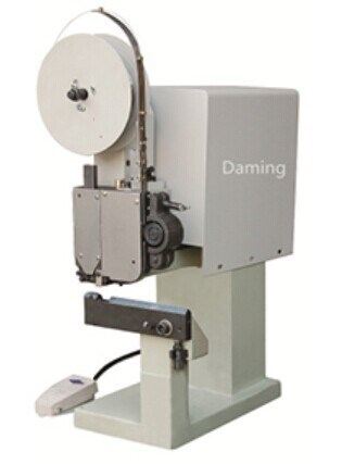 DM CT66 book wire stitching machine for sale with factory price.