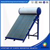 Bosnia Style Home Use Well Worth Trust and Professional Fashionable Clean Energy Non Pressure Solar Water Heater System