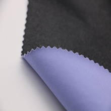 88%Polyester,12%Spandex 75D 4 way stretch tpu coated fabric Laminated Fabric Cloth