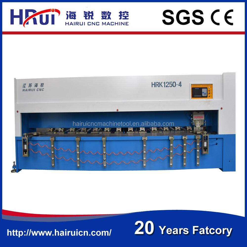 New product HRK Leading Hrui CNC Stainless Surface, stainless steel flush cutter cnc machine making equipment