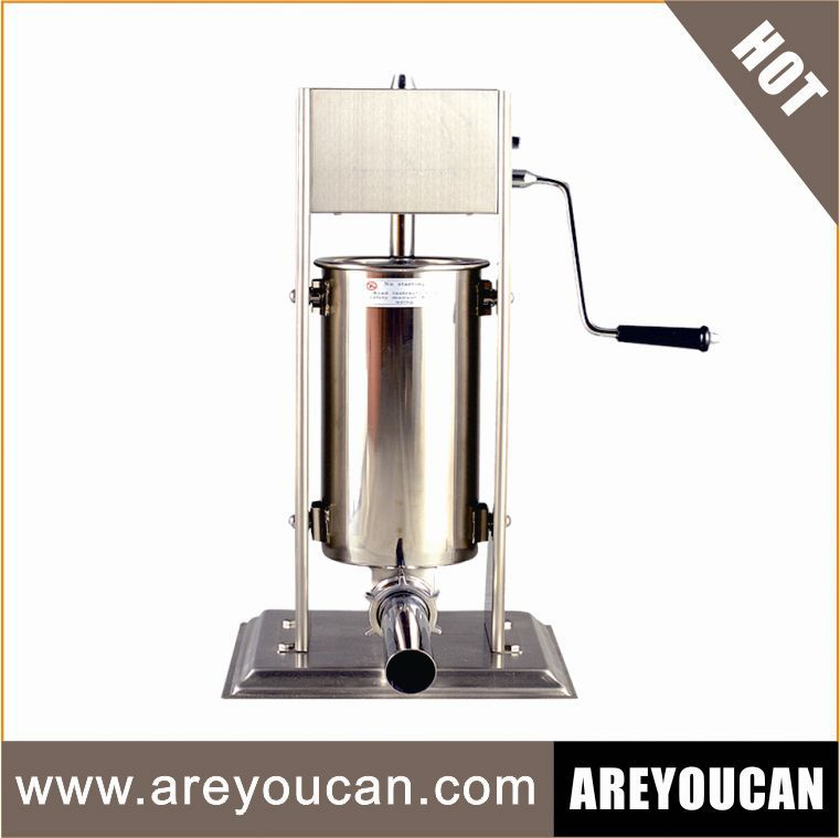 AY-S15L manual vegetarian sausage making machine of Ningbo