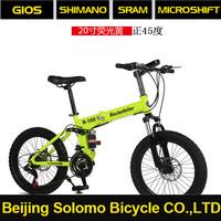 20 inch carbon fibre road racing bike