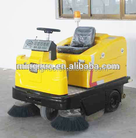 K701 Industrial battery type floor sweeper for hotels and factories