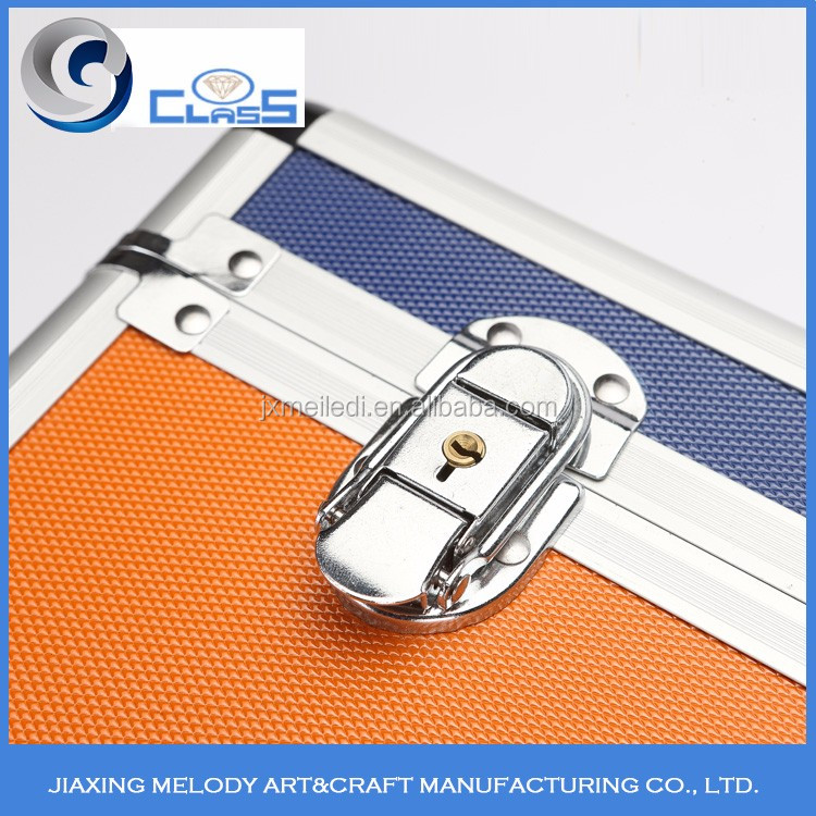 Alibaba factory direct durable aluminum tool case small aluminum case