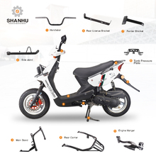 Wholesale china custom Mexico italika gas scooter motorcycle body spare parts for BWSI