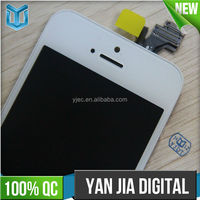 Original Mobile Display for iphone 5 Screens, LCD Screen For iphone5 LCD with Touch Screen Digitizer Assembly