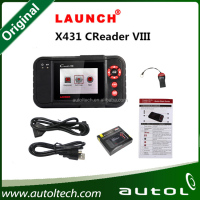 2016 New Original Launch X431 Creader VIII launch creader 8 ENG/AT/ABS/SRS EPB SAS Oil Service Light resets Code Scanner =CRP129