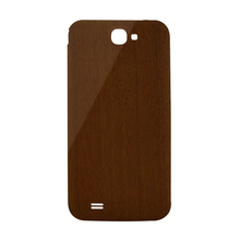 IML IMD waterproof oilproof wood hard plastic smart phone case back cover