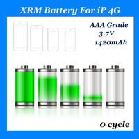 high capacity battery for apple repair accessories cellphone parts for iPhone 4 4G