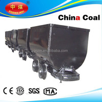 underground mining rail car, fixed mining carts