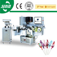HOT sell Automatic SMB-300 High Speed Double Twist Lollipop butterfly packing Machine supplier
