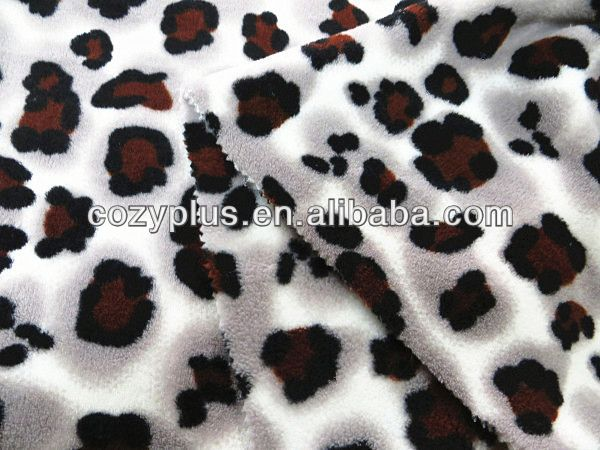 2013 alibaba top 10 Fleece Blanket 100% Polyester Fabric for field hockey gloves