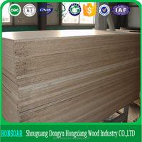 solid particle board / particle board table top / particle board for ceiling