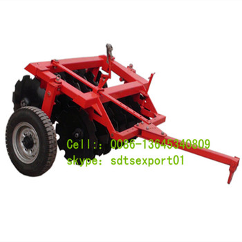 2014 new tractor disc harrow machines used for cultivate the land