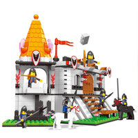 Cheap Goods From China Best Selling Products Funny Bricks Toy Of Castle Series