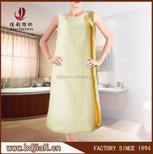 Alibaba express china cheap promotion microfiber To wear women sexy towel bath dress