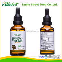 Low Calorie 100% Natural Stevia Liquid from Direct Factory