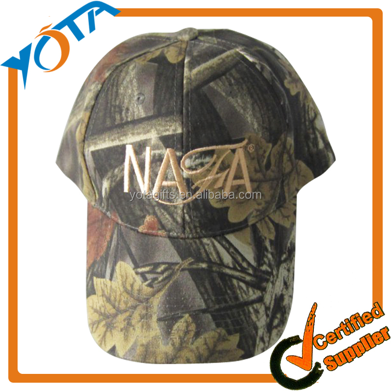 Casual Camo Design or Customized Color Baseball cap and hat