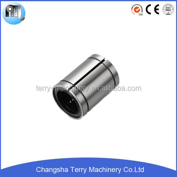8x15x24 mm Grinding machine stamping type linear bearing KH-0824